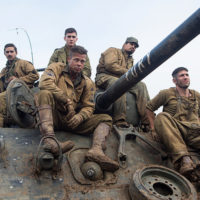 Fury: فيلم حربى جدير بالمشاهدة