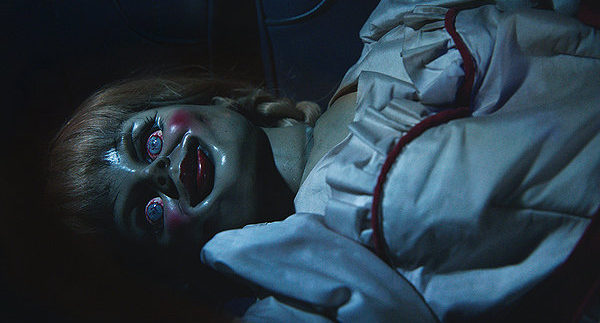 Annabelle: فيلم رعب ثقيل مستمد من قصة حقيقية