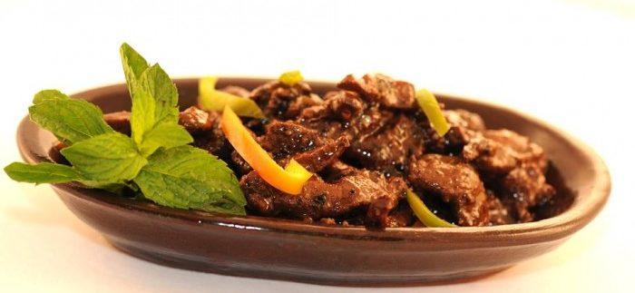 مزمزة: أكل مصري صميم في مطعم بالمهندسين
