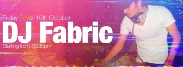 DJ Fabric at Cairo Jazz Club
