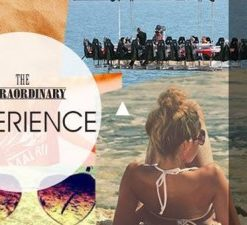 'The Extraordinary Experience' at Moods, El Gouna