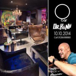 Dr. K & DJ Nii at O Bar
