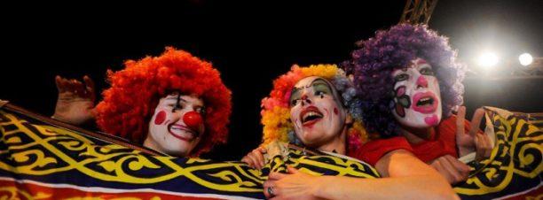 مهرجان سيركايرو: الحفل الختامي بشارع المعز