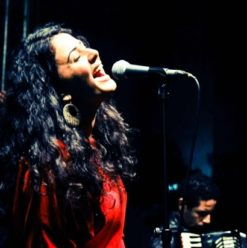 Dina El Wedidi Album Release Concert at AUC Greek Campus