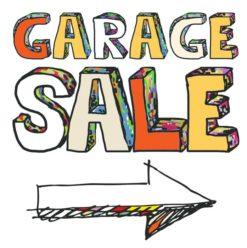 Garage Sale at Mizan