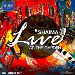 Shaima at the Garden