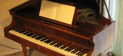 حفل ريسيتال بيانو بمعهد الموسيقى العربية