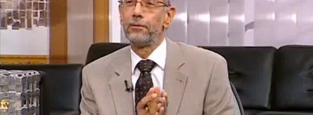 ندوة مع الكاتب الصحفي أيمن الصياد بساقية الصاوي