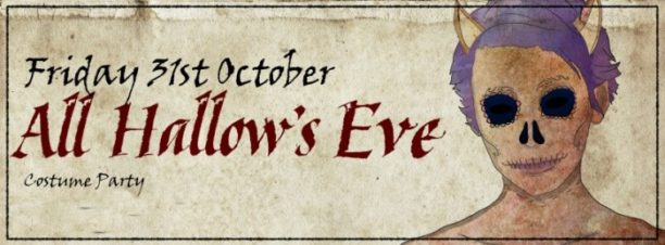 All Hallow's Eve at Alchemy