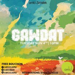 Gawdat at Amici Zamalek