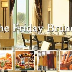 The Friday Brunch Ft. Ahmed Harfoush at Fairmont Nile City