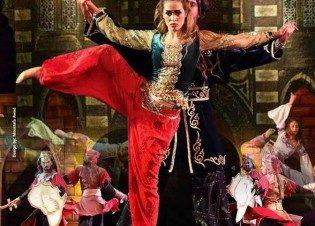 """العرض المسرحي """"الزيبق"""" في معهد الموسيقى العربية"""
