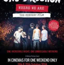 One Direction: Where We Are – The Concert Films
