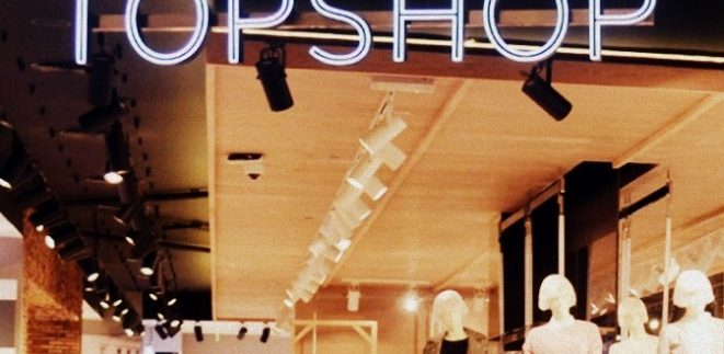 Topshop: UK Clothing Brand Returns to Egypt at Cairo Festival City