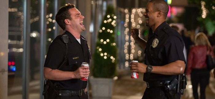 Let's Be Cops: أن تكون شرطي مزيف