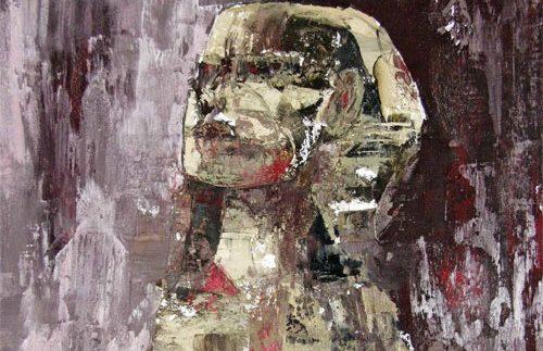 جاليري مصر: معرض المراقب لجمال مليكة