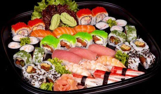 Mikado: Express Sushi in Maadi