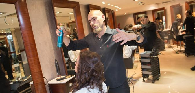 Mohamed Al Sagheer: New Cairo Branch Proves Popular Chain is Still the Best for Hair