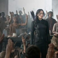 The Hunger Games: Mockingjay - Part 1: First Film of Two-Part Finale