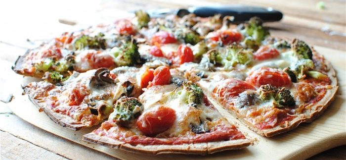 Skinny Pizza: Delivery-Only Healthy & Gluten-Free Pizza in Dokki