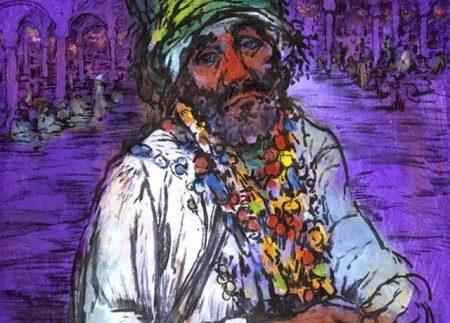 قاعة الزمالك للفن: مولد الفنان عماد إبراهيم