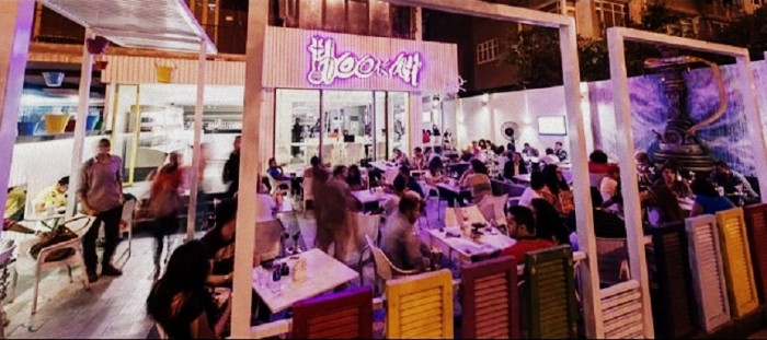 Hookah Lounge: Chilled Shisha Cafe in Heliopolis
