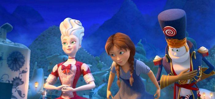 Legends of Oz: Dorothy's Return: Shoddy 3D Animation Sequel