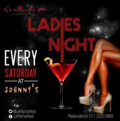 Ladies Night at Johnny's West