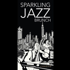 Sparkling Jazz Brunch at Conrad Cairo Hotel