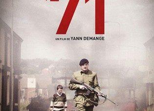 """بانوراما الفيلم الأوربي: عرض """"71"""" بسينما جلاكسي"""