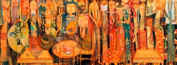 """معرض """"Surrounding Memories"""" بجاليري المسار للفن المعاصر"""