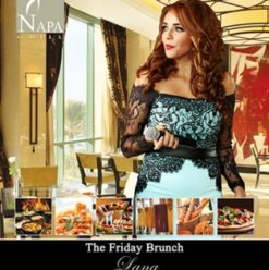 The Friday Jazz Brunch at Napa Grill