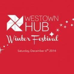The Westown Hub Winter Festival