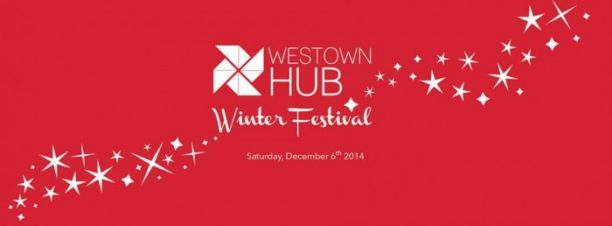 The Westown Hub Winter Festival