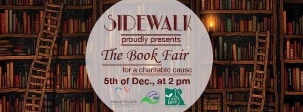 The Book Fair at Sidewalk