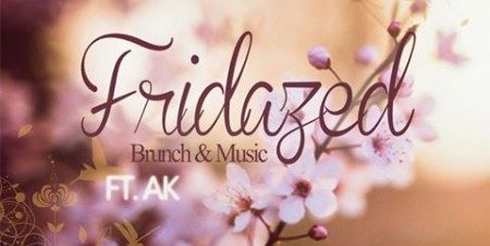 Fridazed: Brunch & Music Ft. DJ AK at the Garden