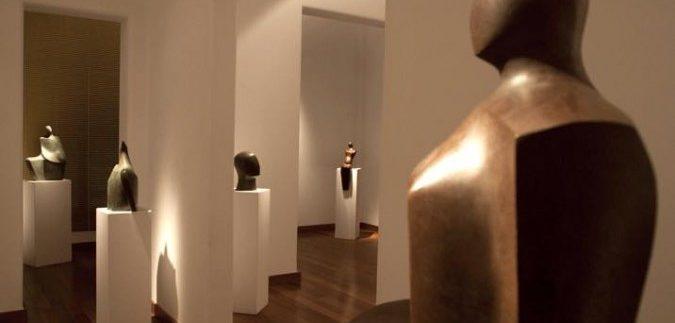 قاعة الزمالك للفن: معرض ملامح إنسانية لطارق الكومي