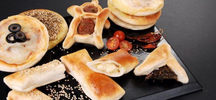 منقوشة: الفطائر اللبنانية وفرع جديد فى أمريكانا بلازا الشيخ زايد