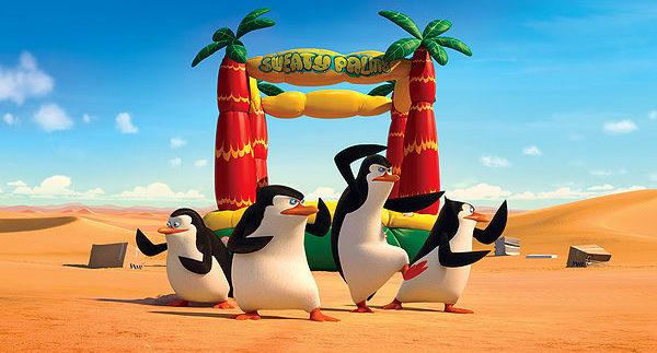 Penguins of Madagascar: مغامرة جديدة للبطاريق المجنونة