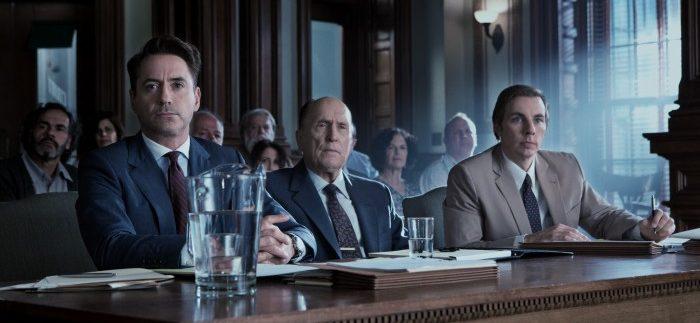 The Judge: من أفضل أفلام السنة