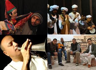 دليل أحداث نهاية الأسبوع: حفلة فرقة مسار إجباري والكفافة والبغدادي وحفلة التنورة