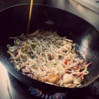 مستر ووك: أكل صيني سريع ولذيذ في الزمالك