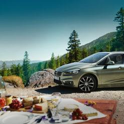 BMW 2-Series Active Tourer: Revolutionising the MPV