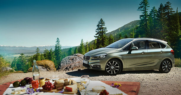 BMW 2-Series Active Tourer: Revolutionising the MPV