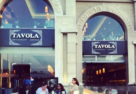 Tavola: Big Menu at Italian Restaurant & Lounge in New Cairo