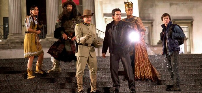 Night at the Museum – Secret of the Tomb: Family-Friendly Franchise Signs off with a Whimper