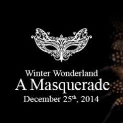 Winter Wonderland: A Masquerade at O Bar