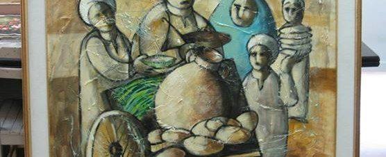 """معرض """"هنا القاهرة"""" في آرت كورنر جاليري"""