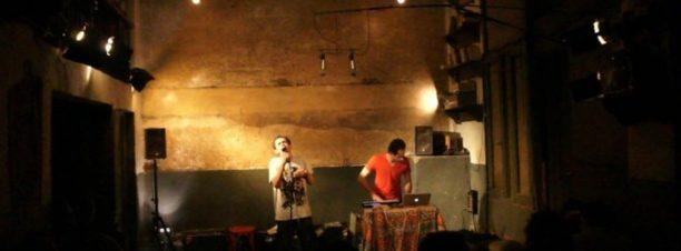 حفل مشروع أحمد صالح وعبد الله منياوي في مكان