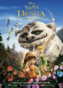 Tinkerbell: Legend of the NeverBeast